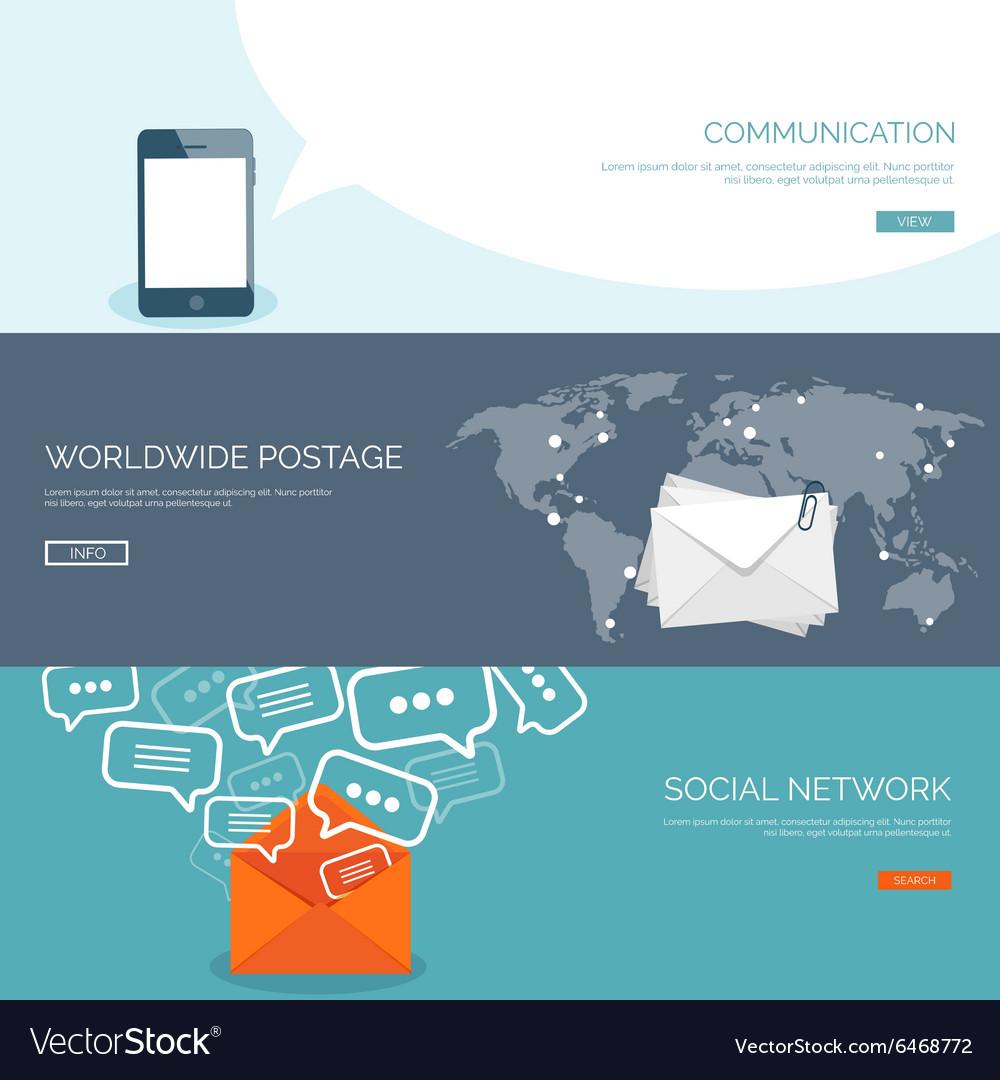 Global communication Social