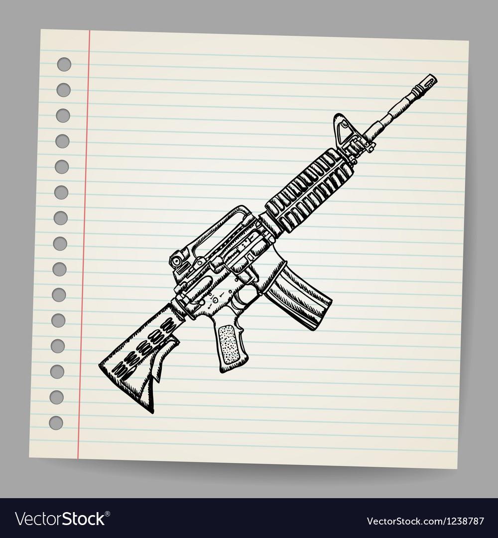 M16 Doodle