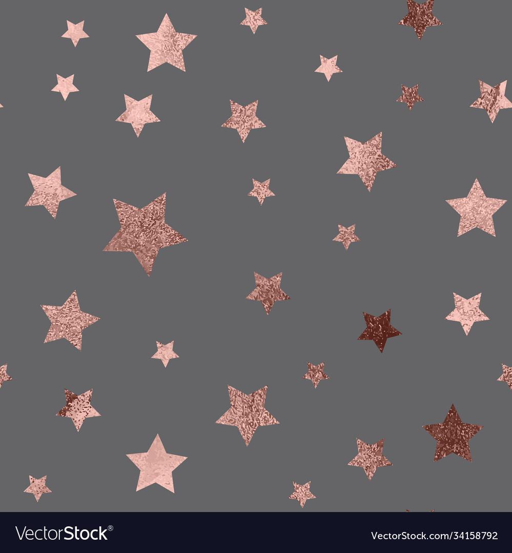 Rose gold christmas glitter sparkles stars