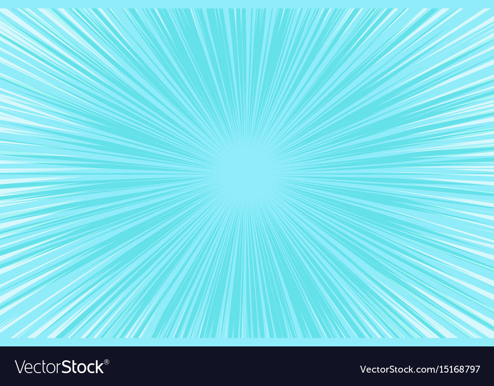 Light Pop Art Comic Background Vector Image