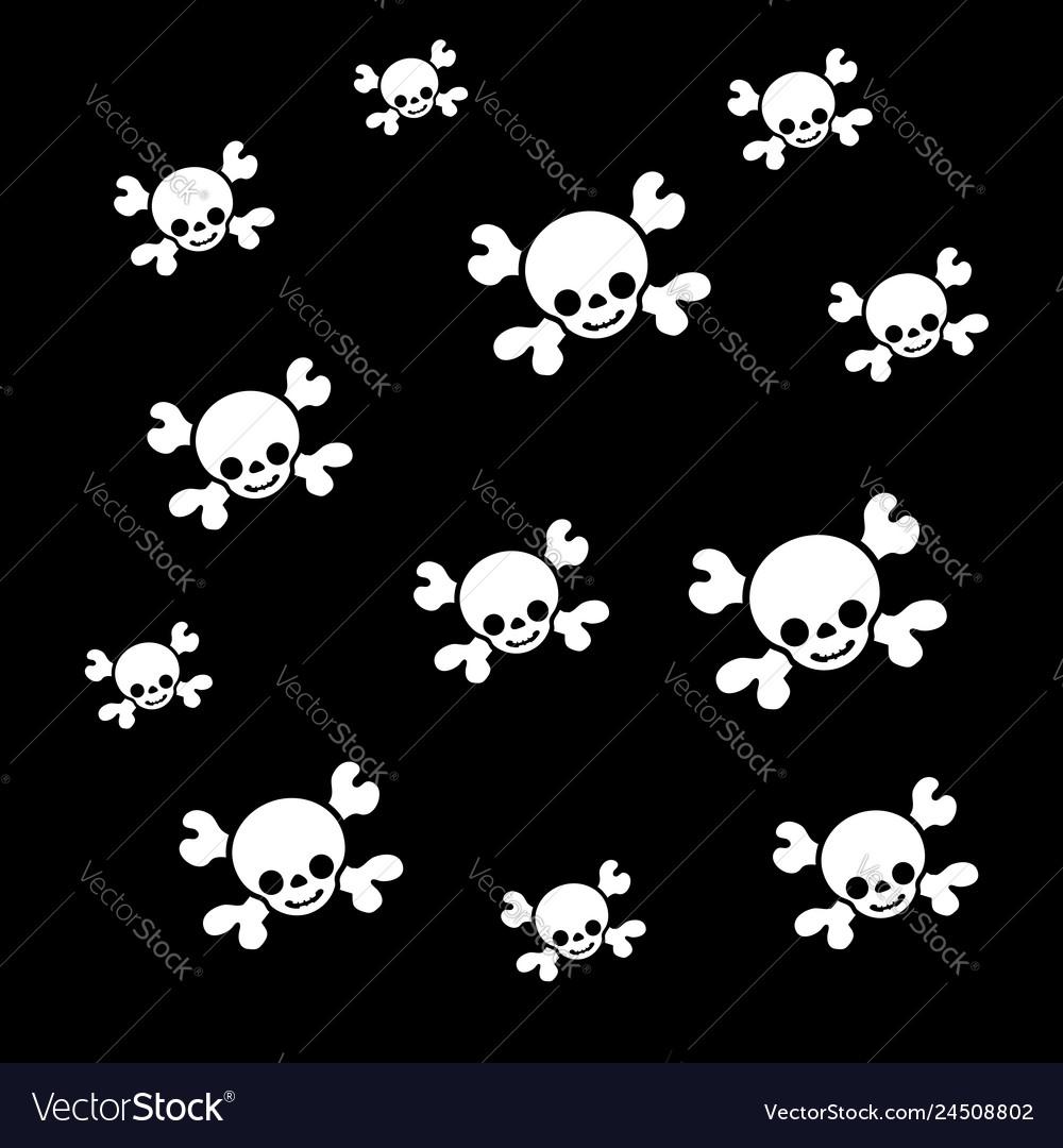 Pirates skull texture