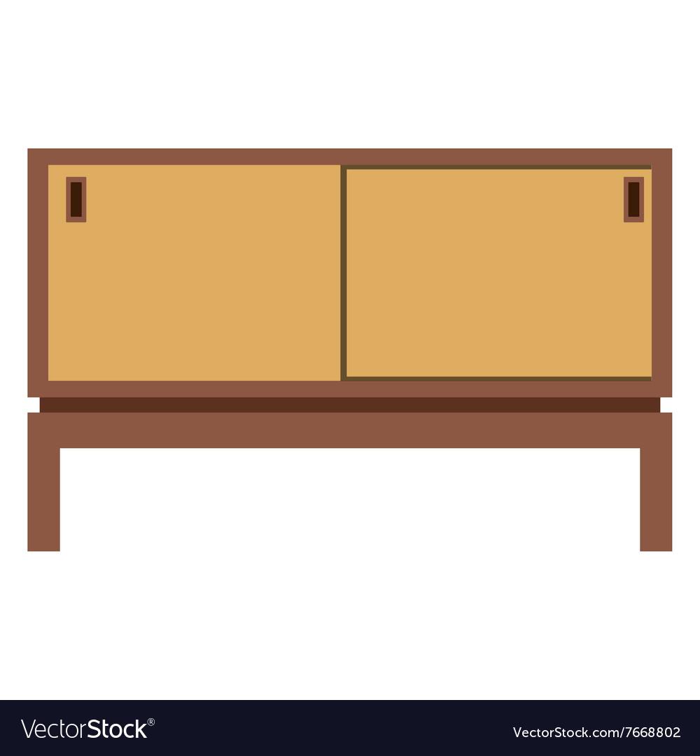 Retro furnite tv cabinet