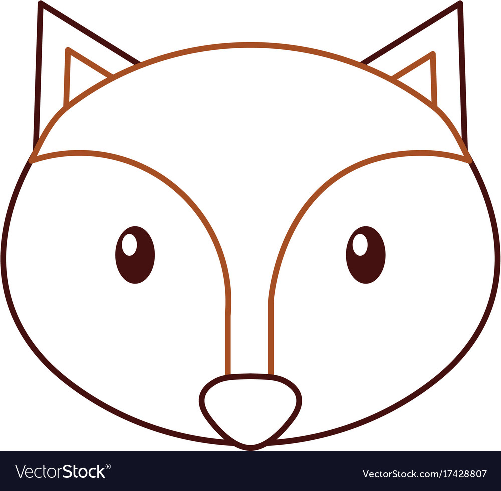 Forest fox animal wildlife nature fauna