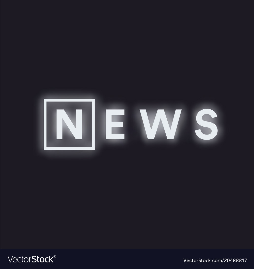Paranormal activity news message logo monochrome