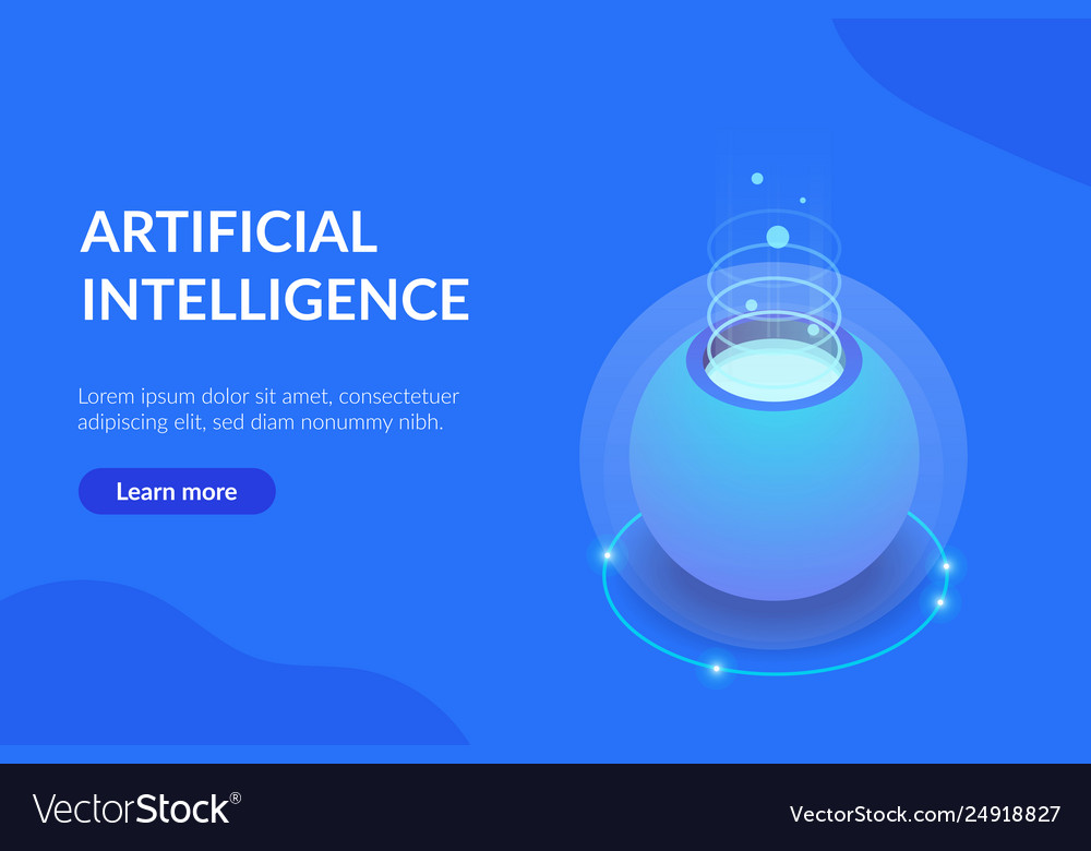 Mobile intelligence web template editable 3d