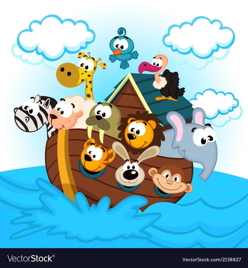 Animals From Noah Ark