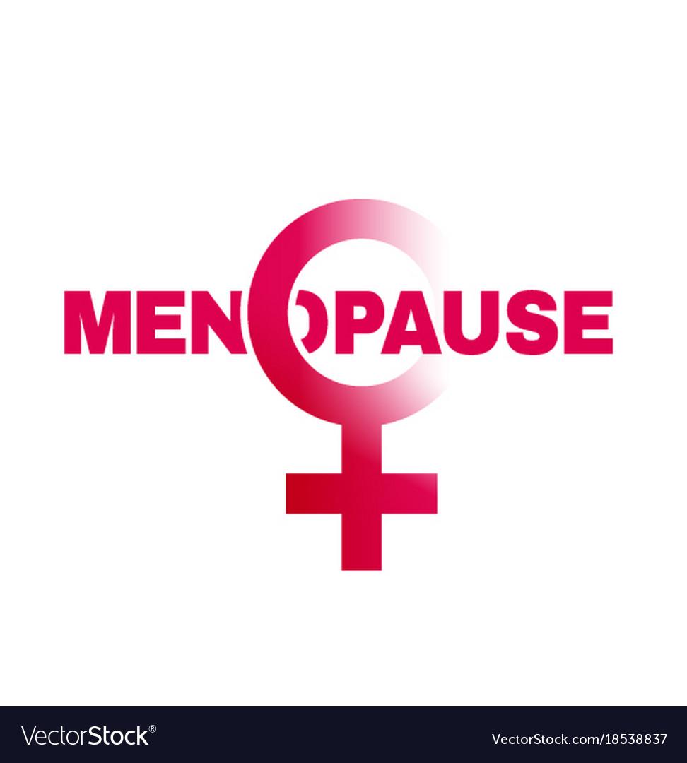 Menopause Image Royalty Free Vector Image Vectorstock