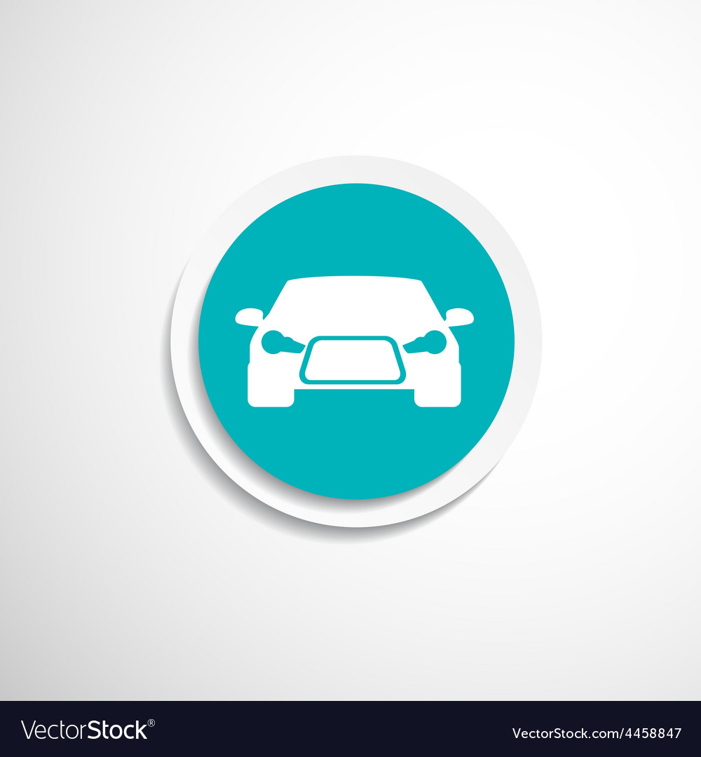 Automobile icon car vehicle automotive