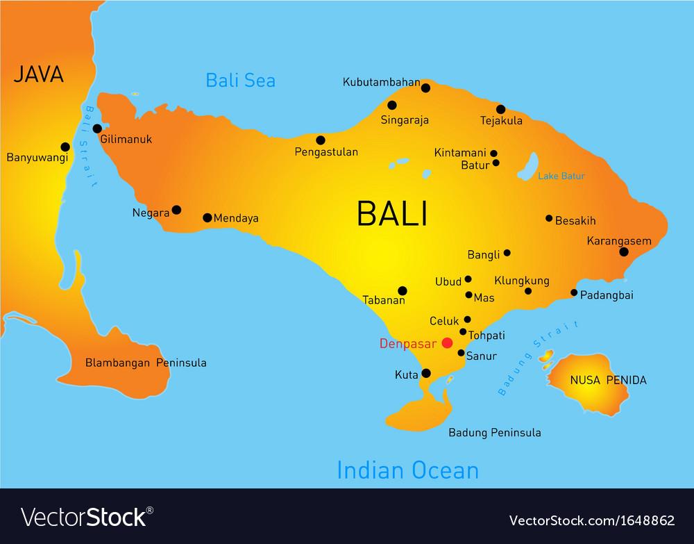 Bali country