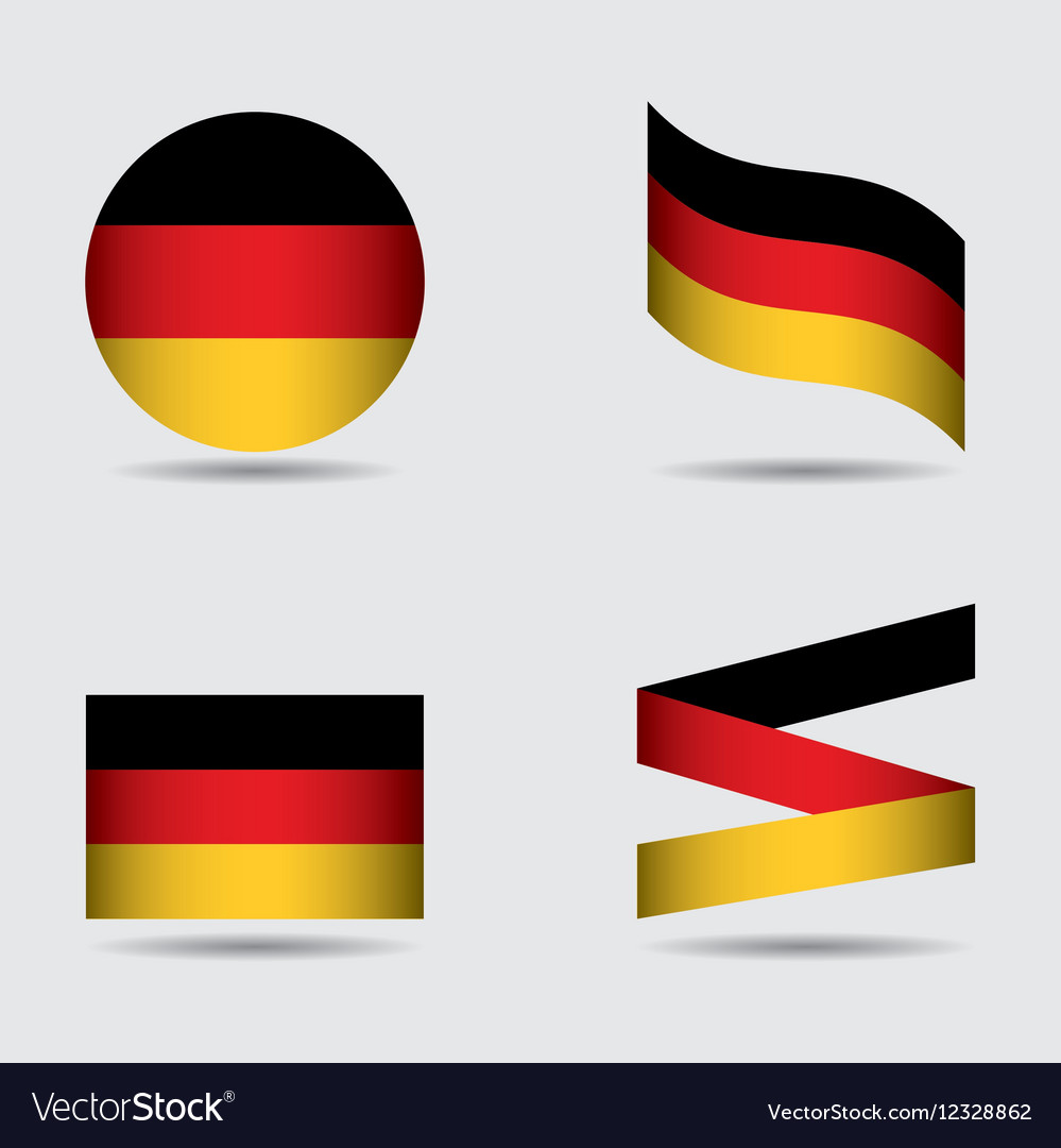 German country flag