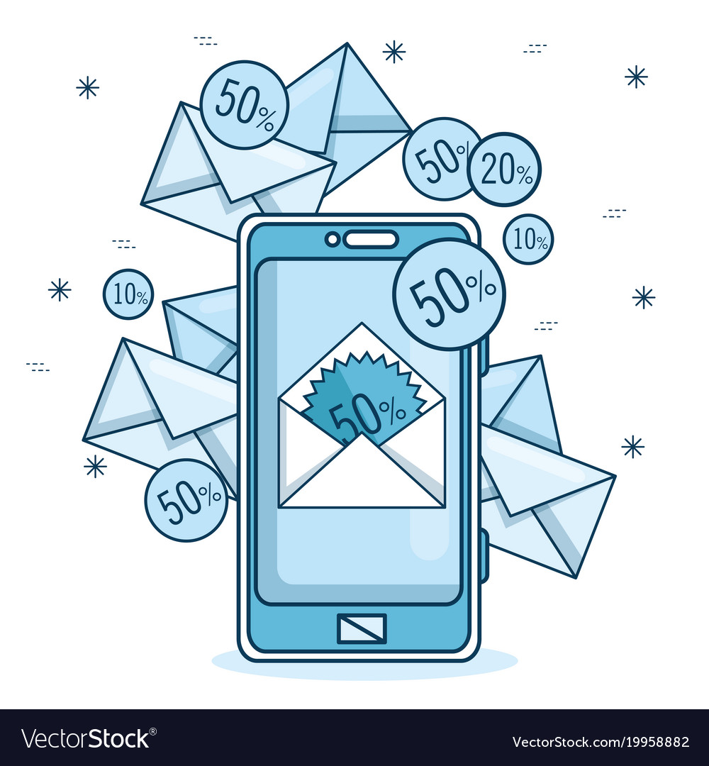 Email marketing and promotion email notification