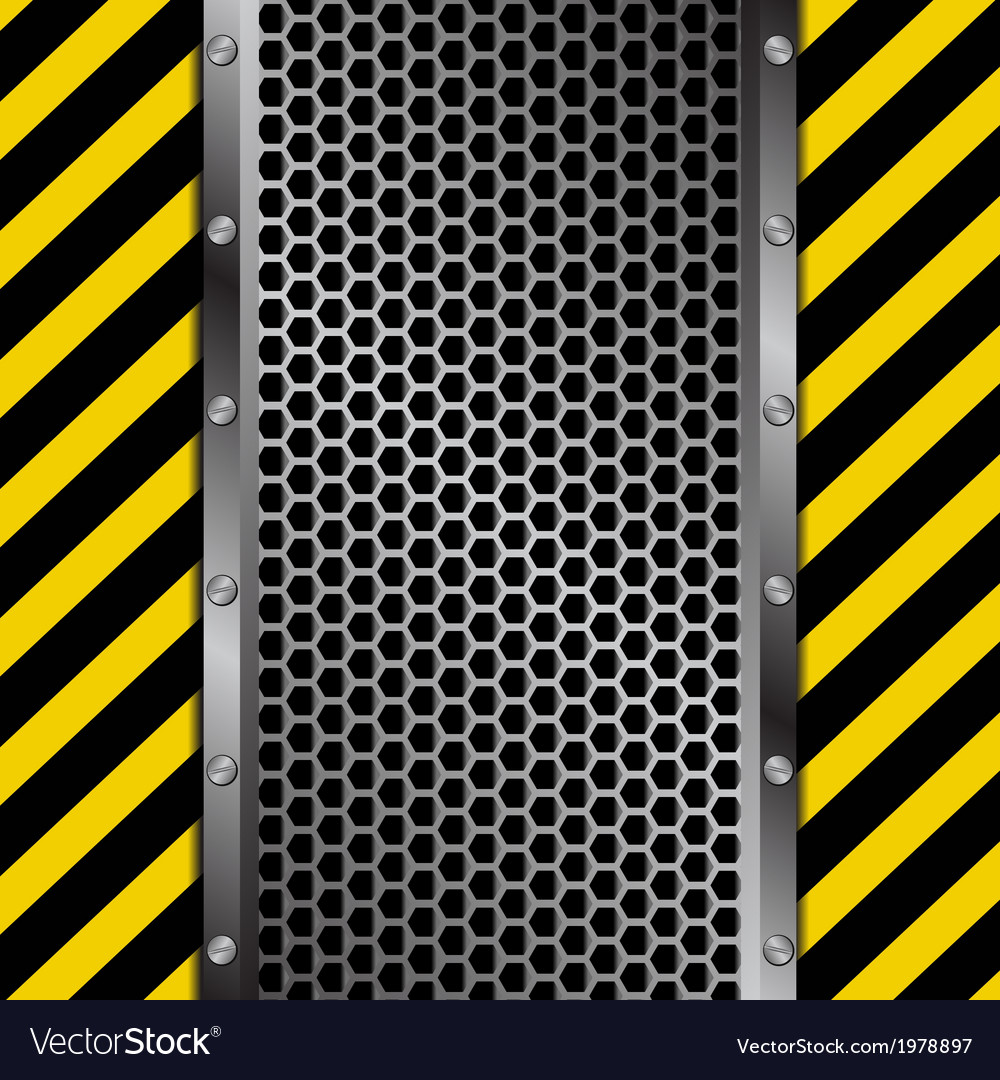 Industrial background vector image