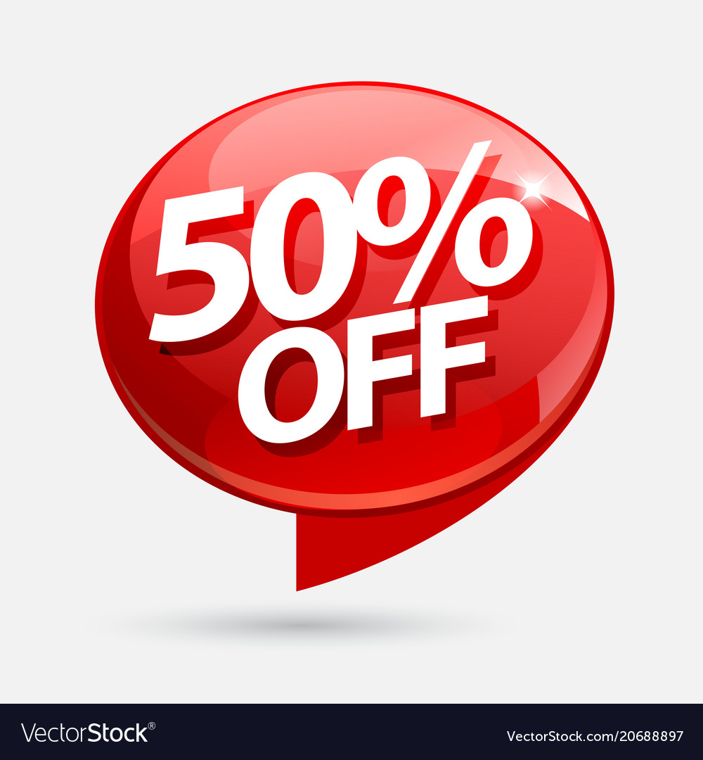 Sale of special offers discount with the price is