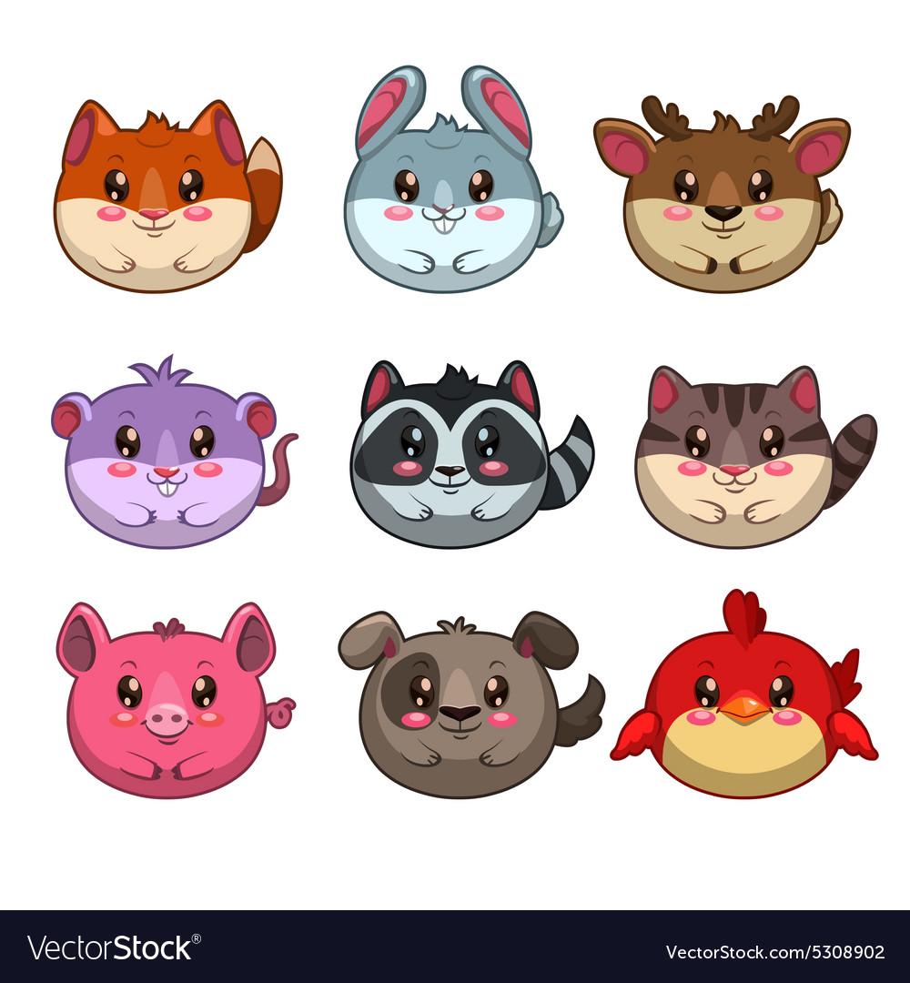 Round animals