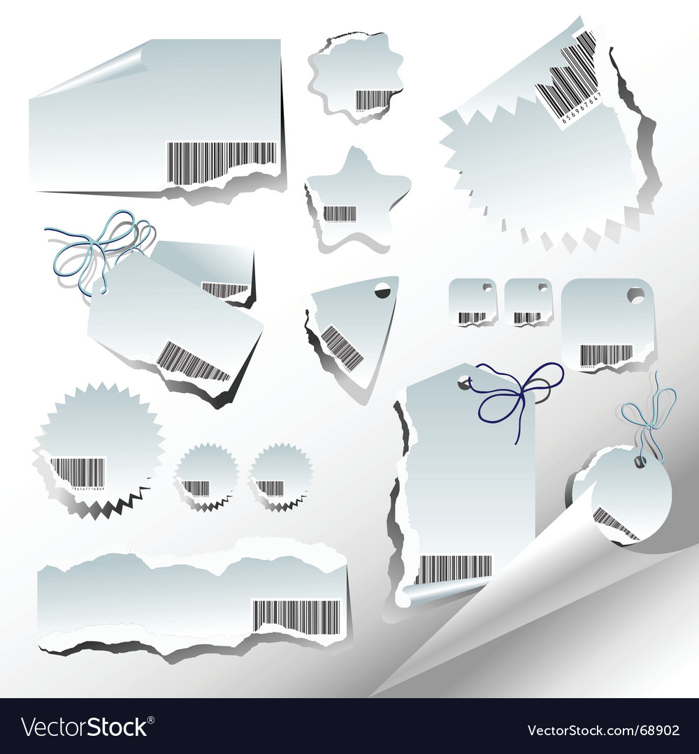 Tags and paper elements