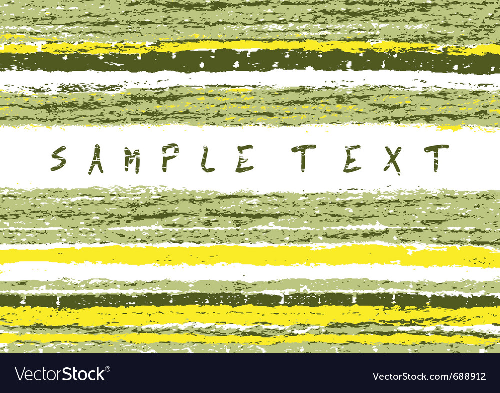 Abstract poster with old grunge texture