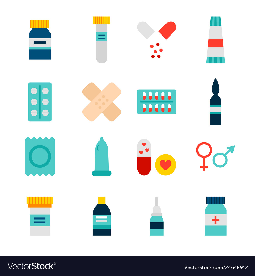 Objects medicine pharmacy