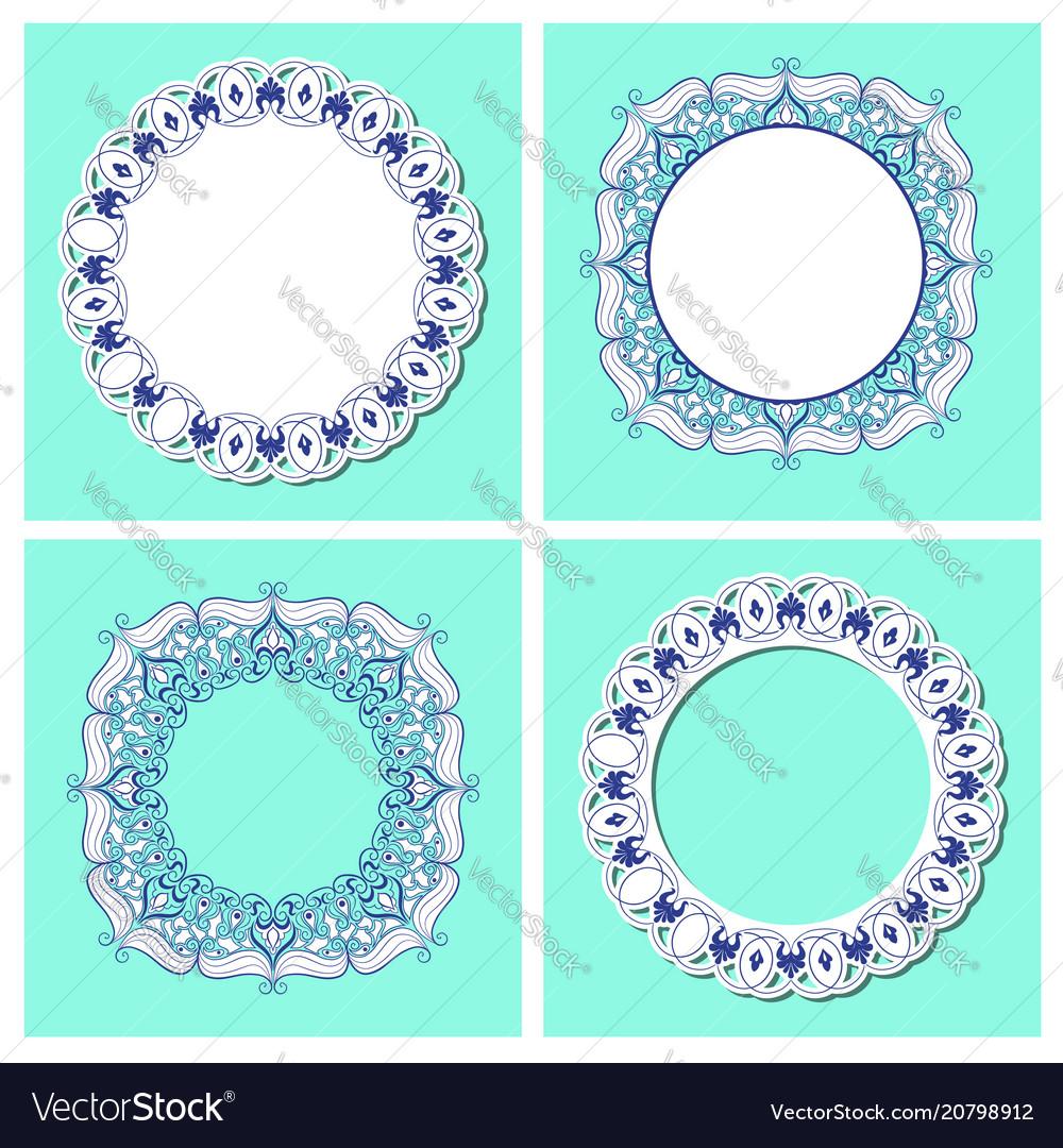Set abstract circular elements