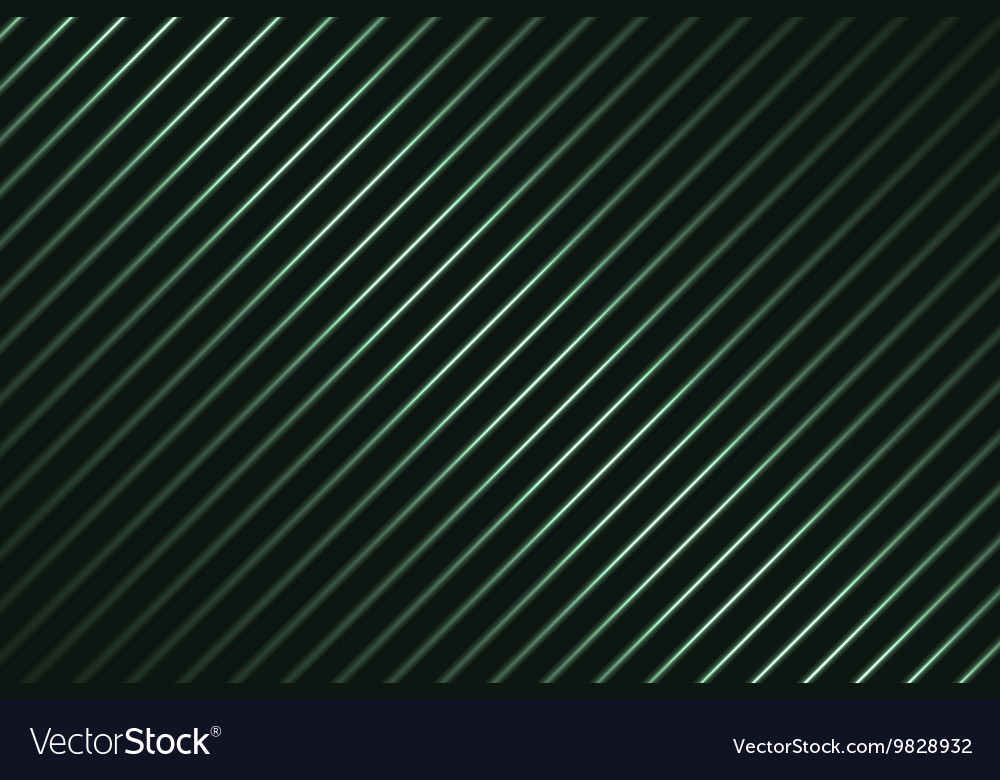 Abstract background with glowing ines vector image