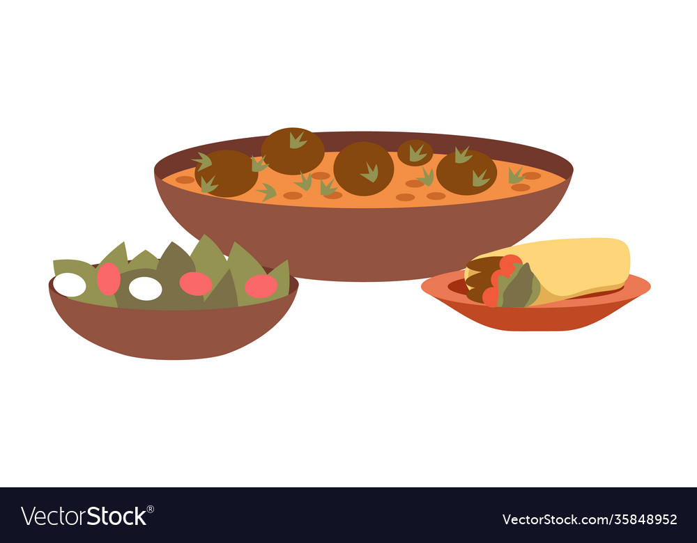 Arabic cuisine dishes kosher