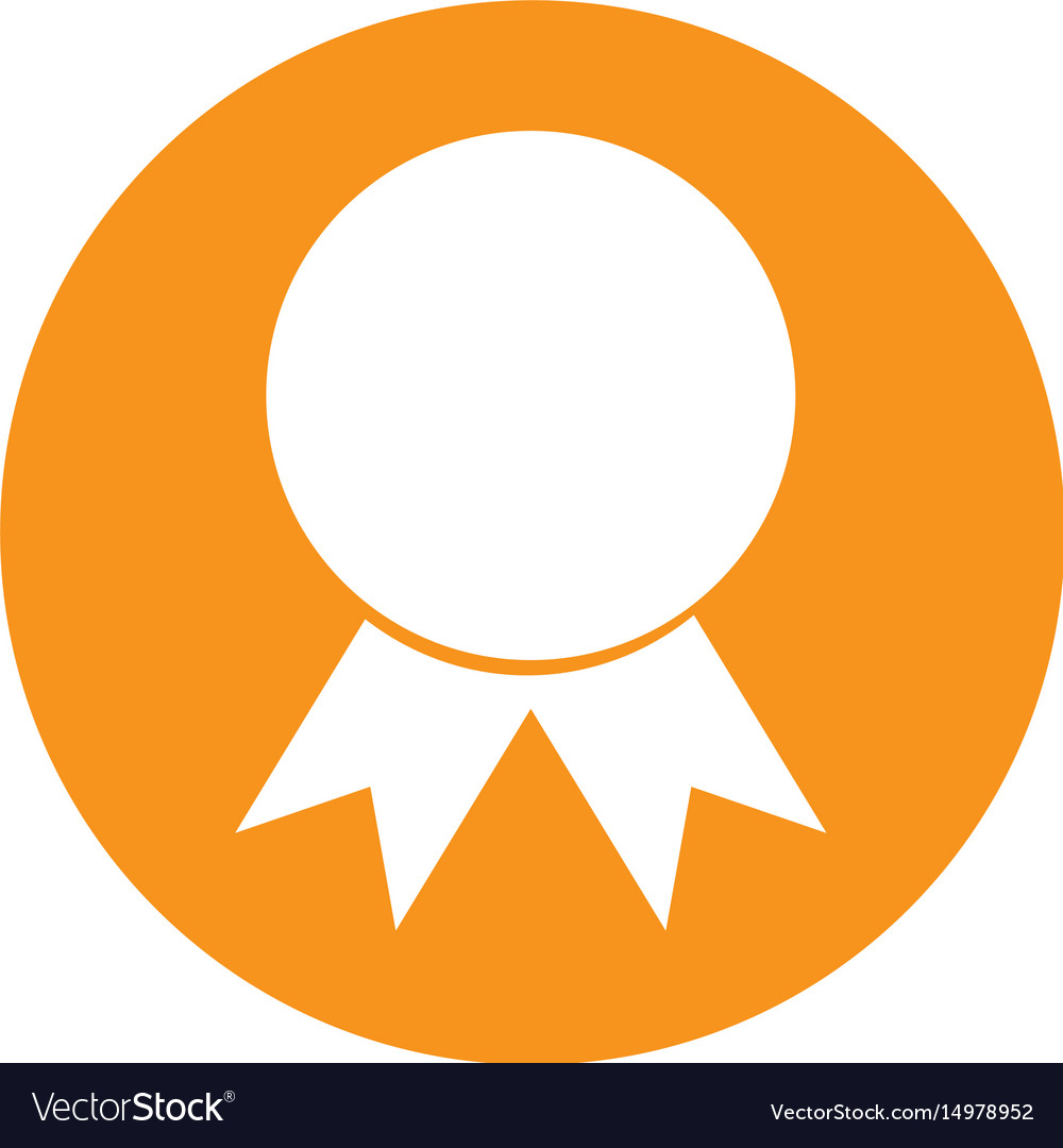 Certificate Seal Isolated Icon Royalty Free Vector Image
