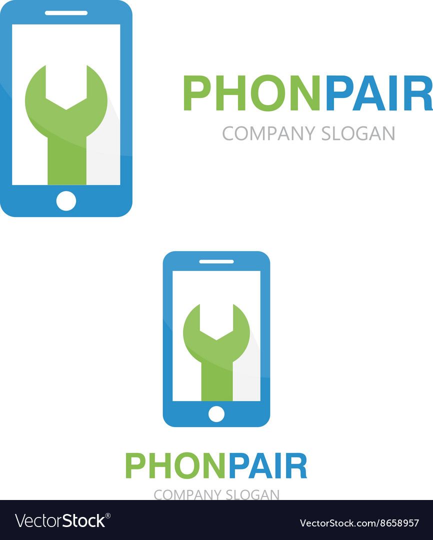 Logo of repair of phone
