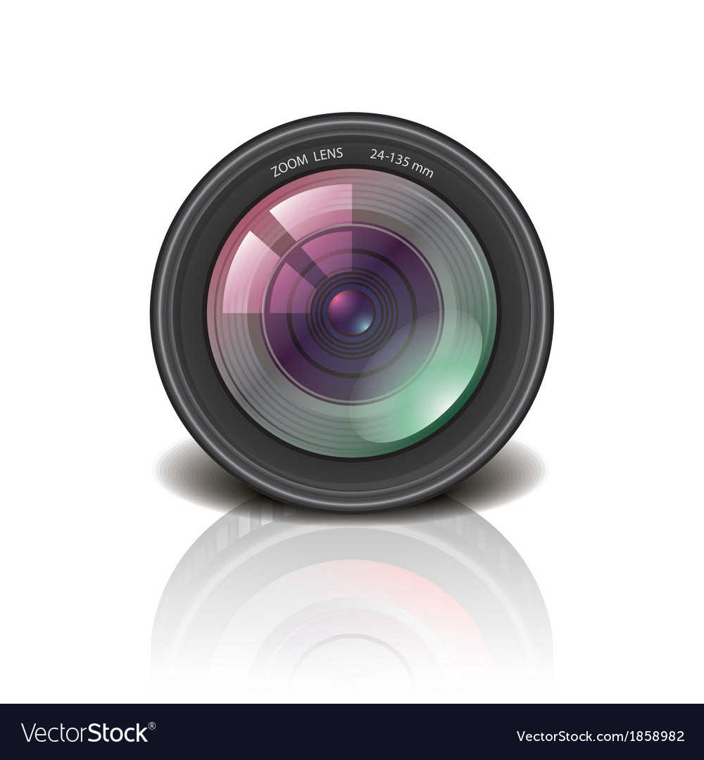 Object camera lens