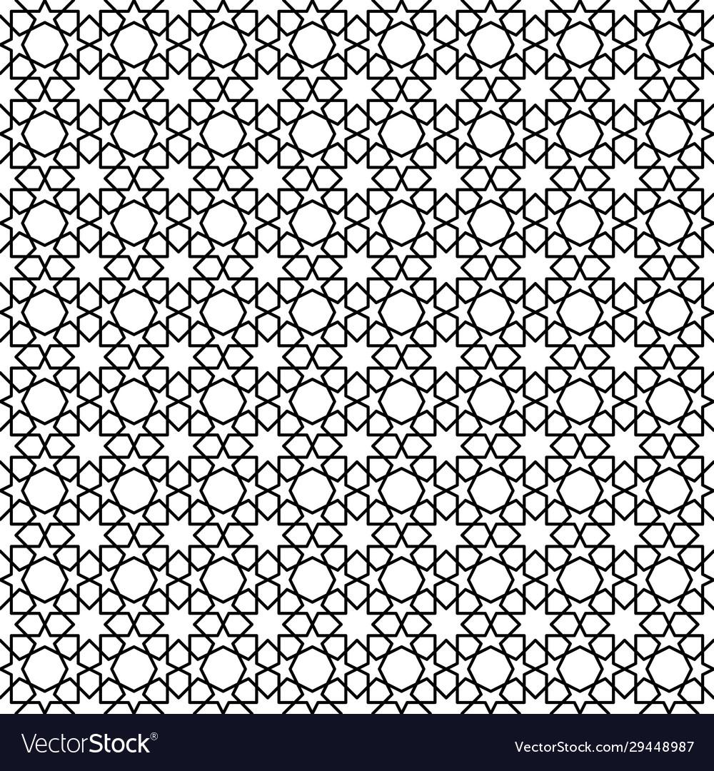 Arabic geometric pattern geometric motifs
