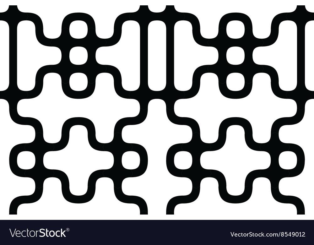 Geometric seamless pattern Repeating