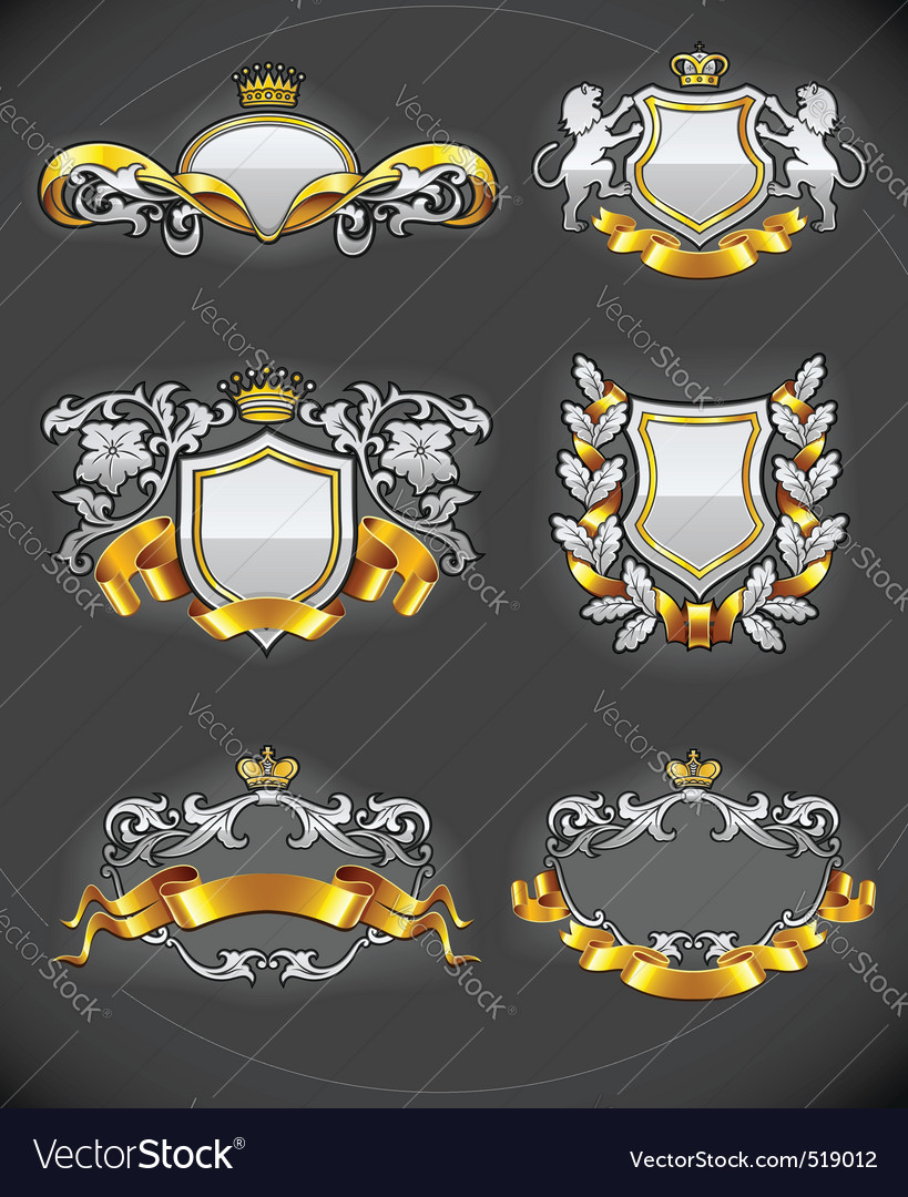 Heraldic vintage
