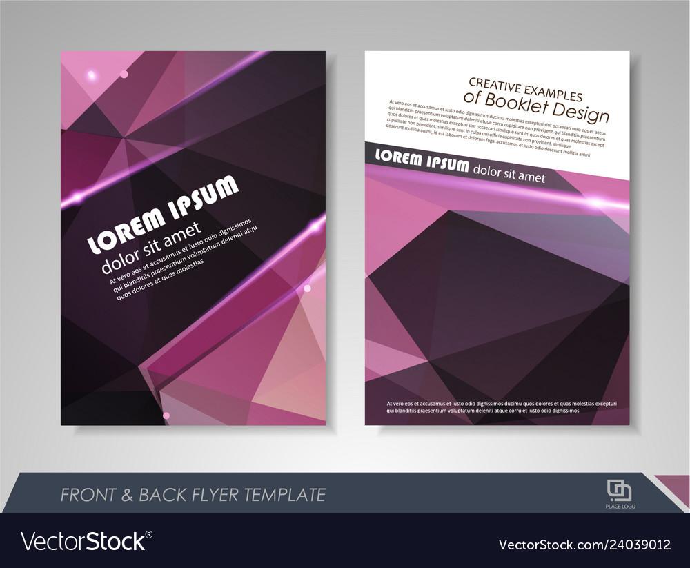 Presentation flyer