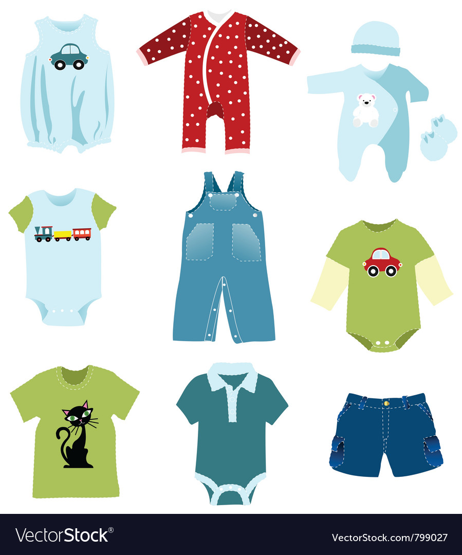 Baby boy elements clothes