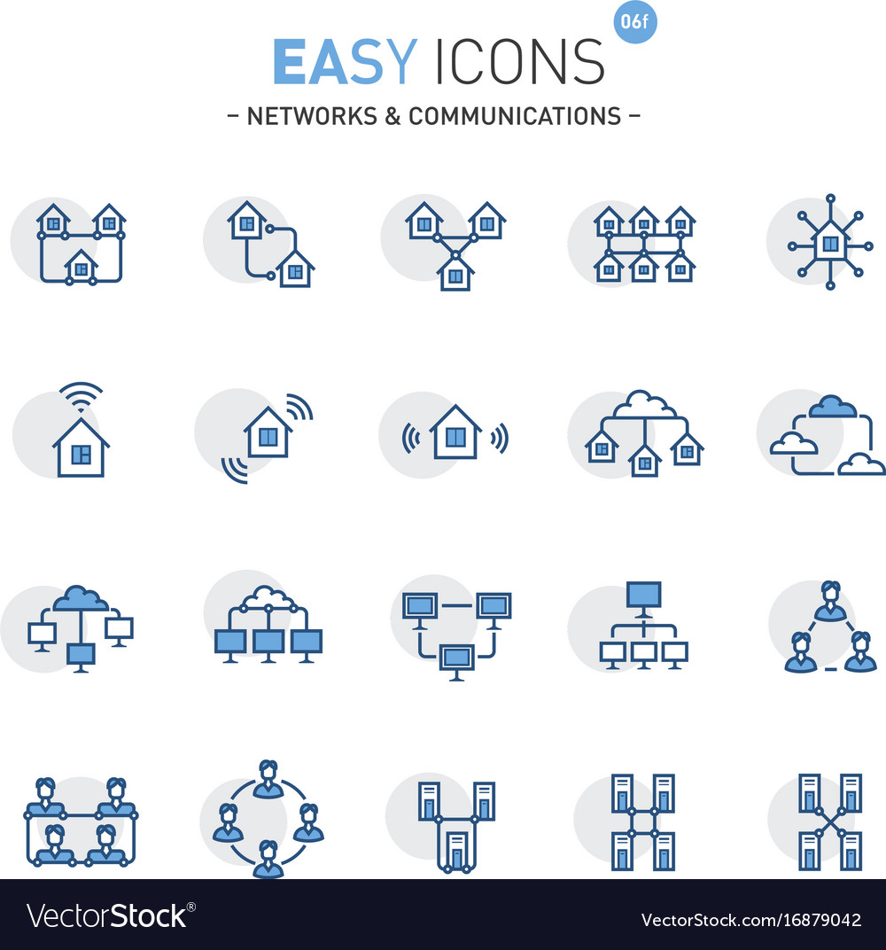 Easy icons 06f networks