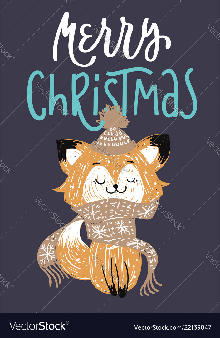 Christmas posters template