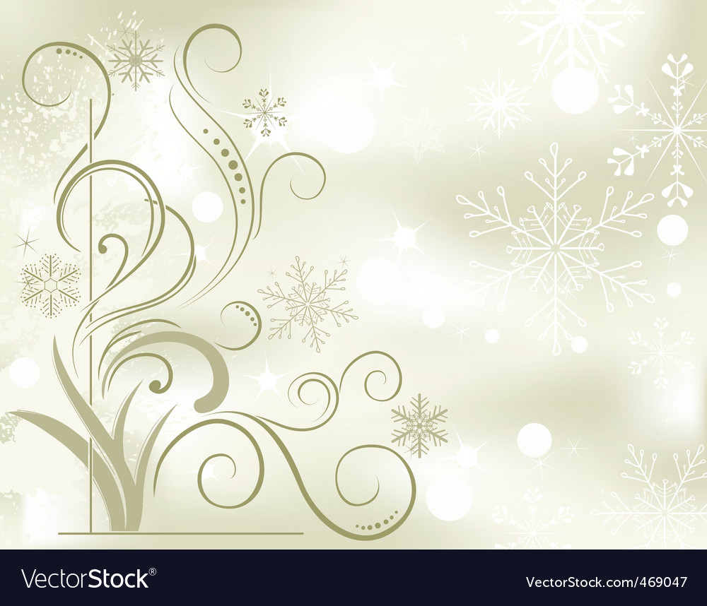 Winter soft background