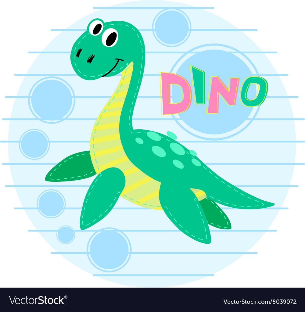 Water dinosaur