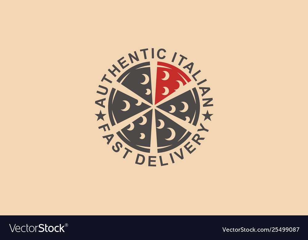 Pizza authentic italian fast delivery pizzeria