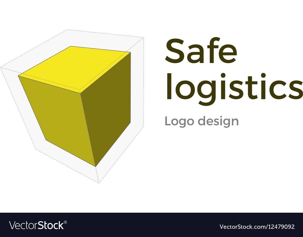 Cubic logo design
