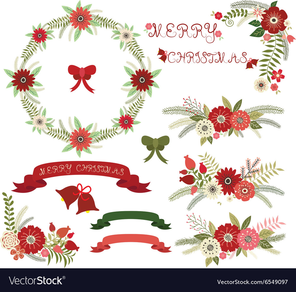 Christmas Floral Collections