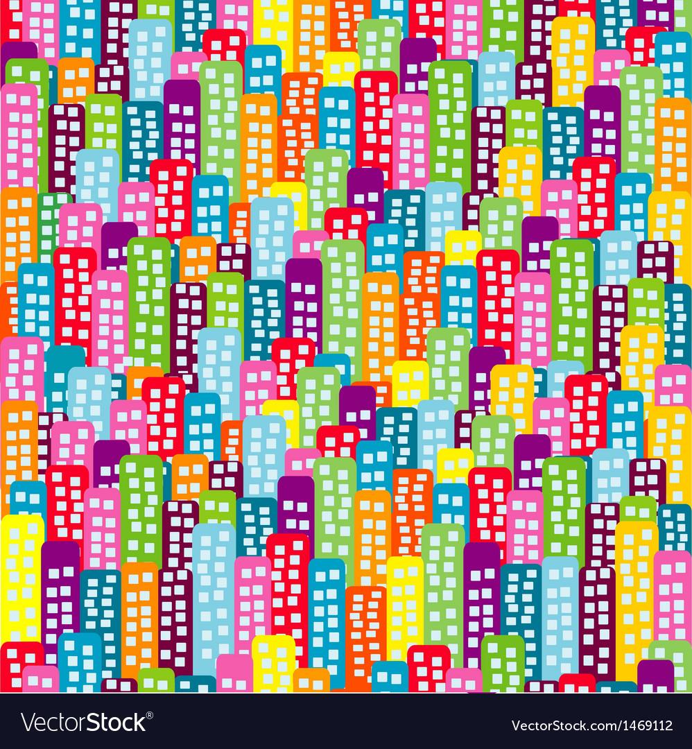 Doodle block pattern