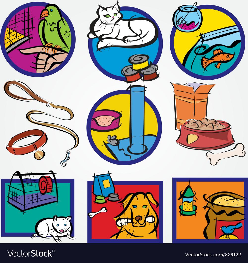 Set Icon for Pets-shop