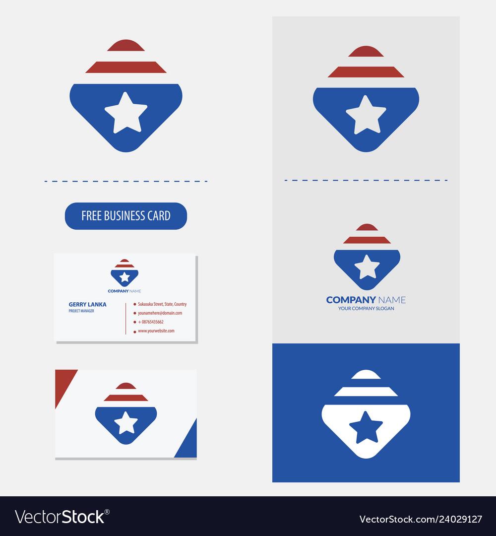 America logo premium