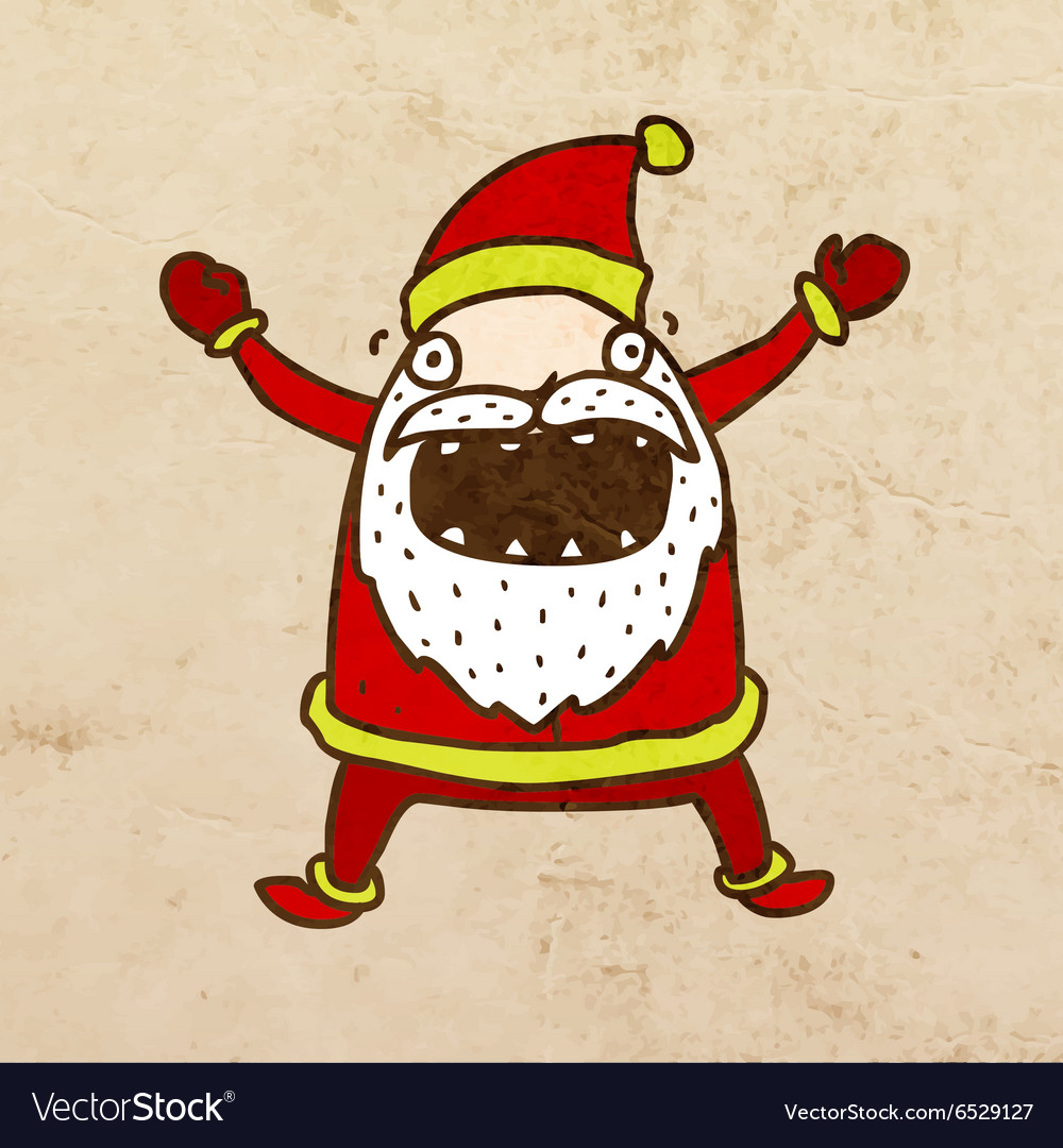 Father Christmas Images Free.Father Christmas Cartoon