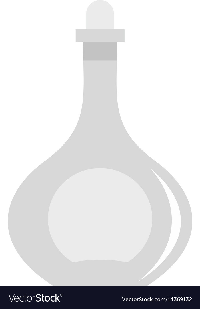 Carafe icon isolated