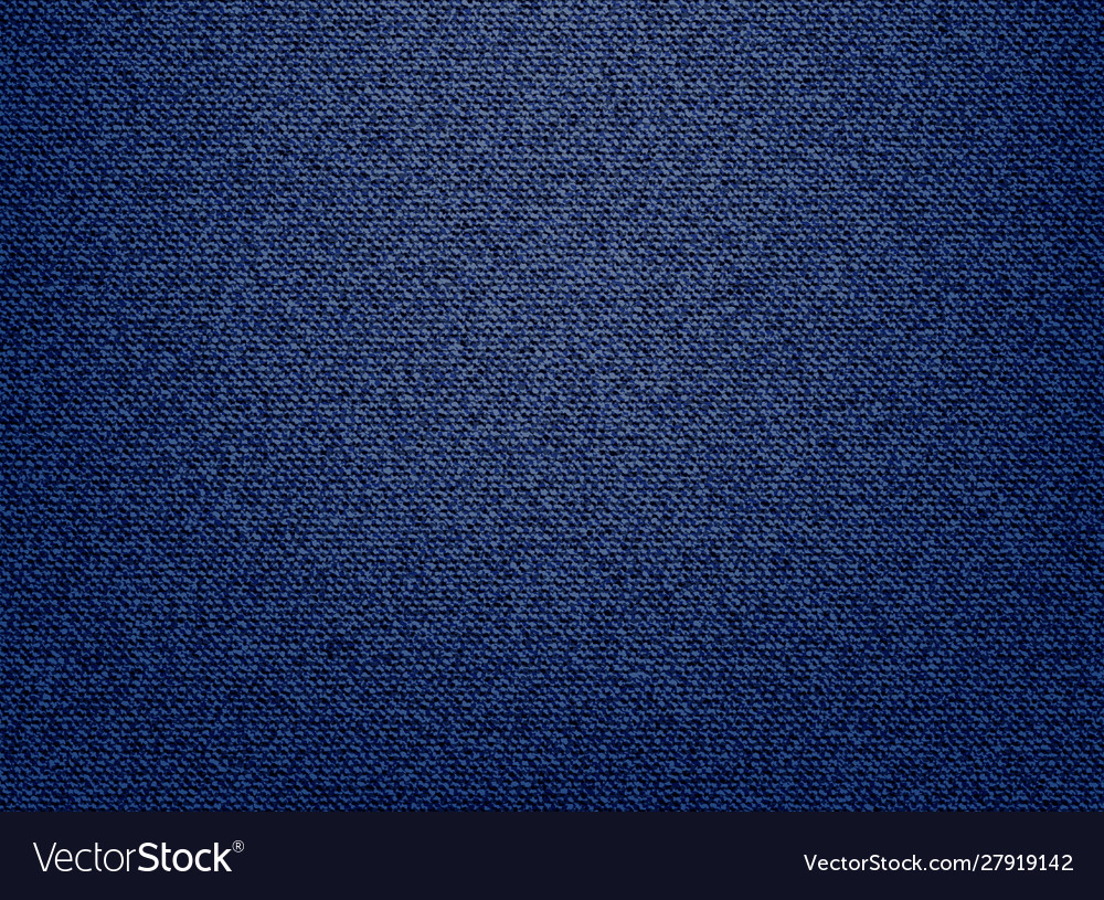 Background template design with dark blue texture Vector Image