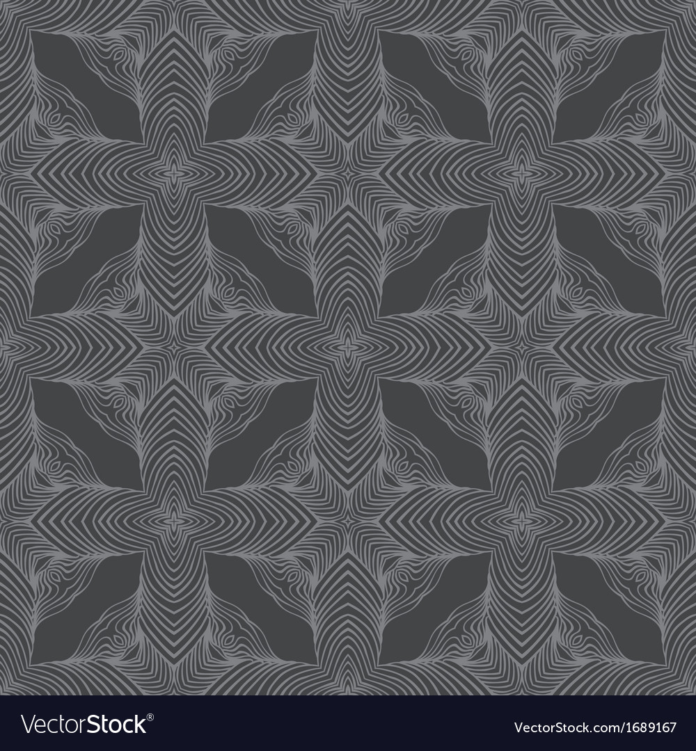 Medieval dark grey pattern