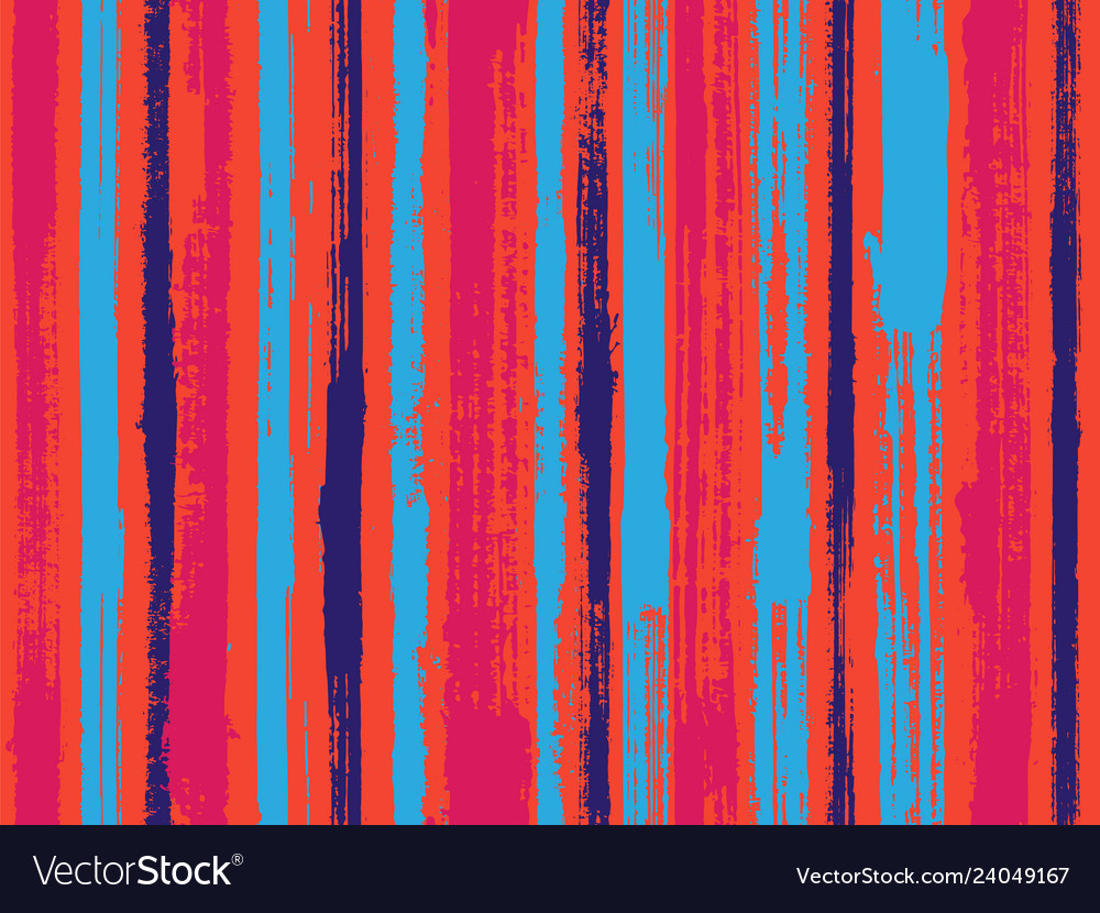 Uneven ink hatch vertical lines textile pattern