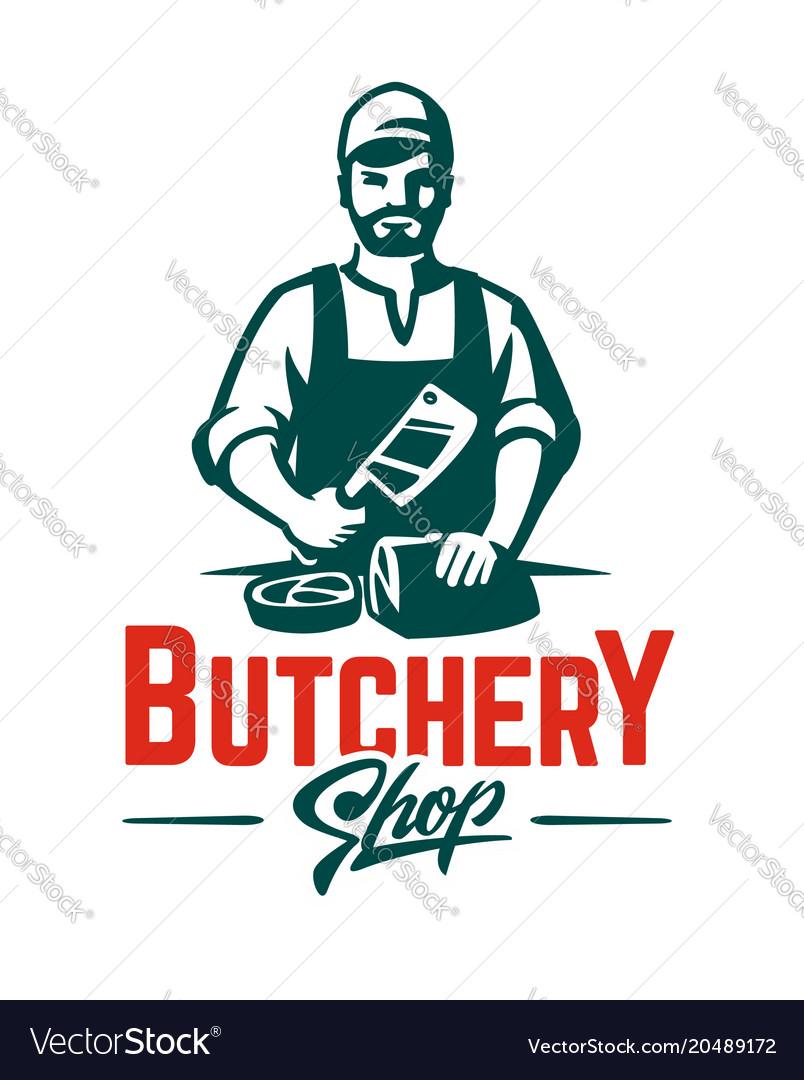 Butcher emblem