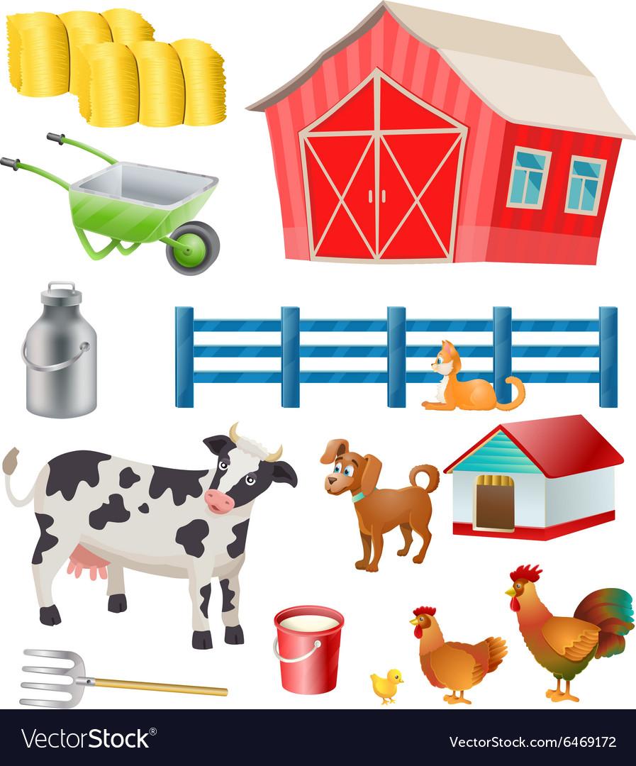 Farm objects