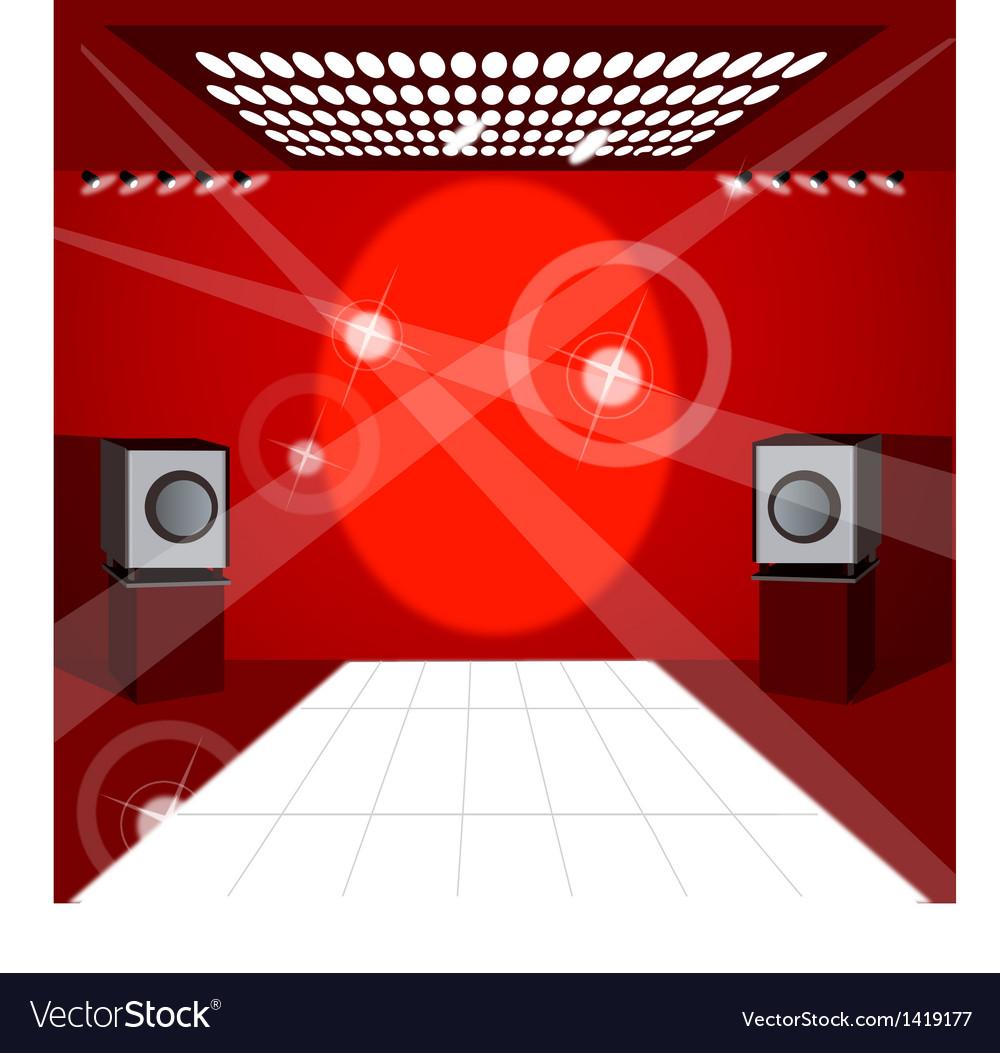 Club Dance Floor